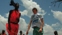Jumping with the Masai |  <i>Sue Badyari</i>