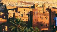 Travellers explore Ait Ben Haddou in Morocco |  <i>Sue Badyari</i>