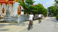 The roads between Northern Bangkok and Ayutthaya behind the handlebars, rural Thailand |  <i>Sue Badyari</i>