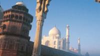 The beautiful Taj Mahal in India is one of the eight wonders of the world. |  <i>Andrew Thomasson</i>